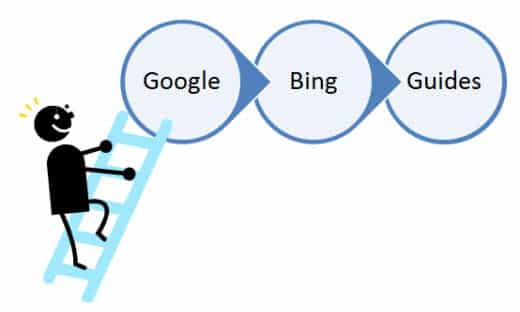 What is SEO? Answers from Google and Bing
