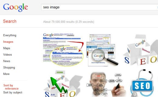 SEO friendly images on your website