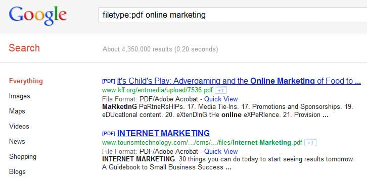 How to SEO your PDF files?